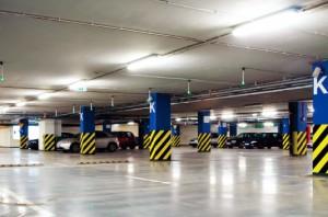 освещение парковки