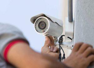 обслуживание видеокамер